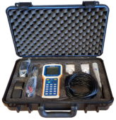 DMTFH ultrasonic flow meter