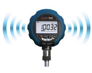 ADT680W Digital Pressure Gauge - Data Logging