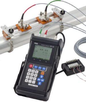 Clamp-on Ultrasonic Flow Meters