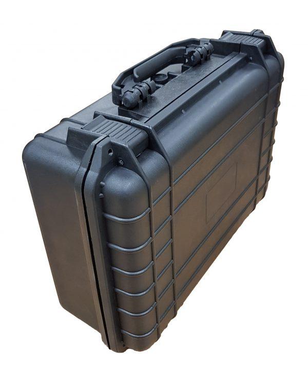Appliance tester Delta Case external