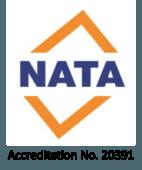 Zedflo NATA Accreditation