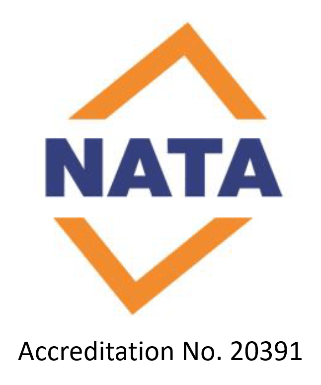 Zedflo NATA Accreditation