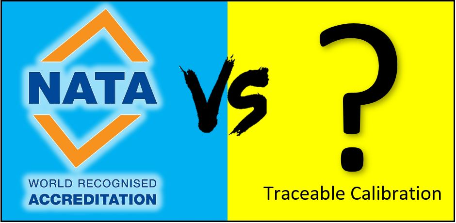NATA vs Traceable?