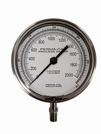 121SIB-Permacal-Pressure-Gauge
