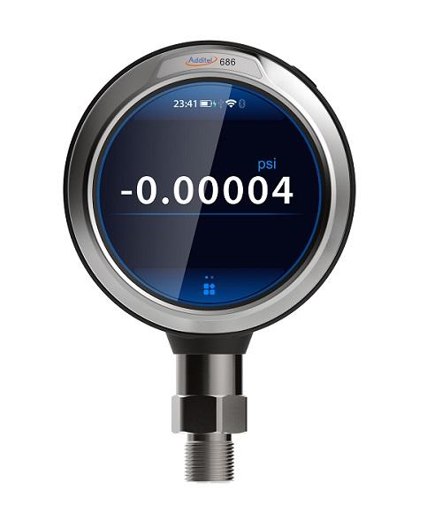 ADT686-Advanced-Digital Pressure Gauge
